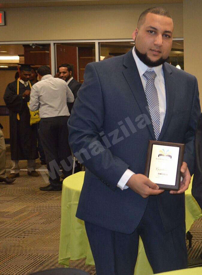 تجربة مبتعث ( 2 ) : مع المهندس أحمد العيد