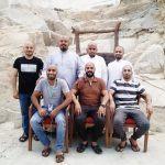 بالصور : أهالي المنيزلة يحتفلون بعيد الأضحى المبارك