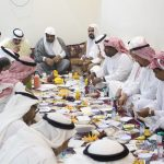 """للعام الثالث:جامع الإمام الرضا """"ع"""" يقيم مائدة الإفطار الرمضانية"""