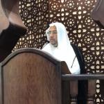 الفتن لابد منها..كلمة الجمعة لسماحة السيد «السلمان» بجامع الإمام الصادق بالمنيزلة