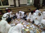 محبو الإمام الحسن المجتبى (ع) يلتقون على مائدة الإفطار السنوية بالهاشمية