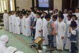 """بالصور:تخريج 215 شبلاً بدورة """"تعليم الوضوء والصلاة"""""""
