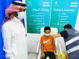 إدارة تعليم الأحساء.. تنشر صور تطعيم الطلبة استعدادا للعودة الحضورية العام الدراسي القادم