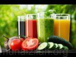 8 عصائر تساعد على إنقاص الوزن وتحسين الصحة