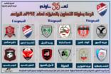 قرعة بطولة تعاوني 35 بالمنيزلة