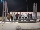 بالصور: الشؤون الميدانية تدشن البوابة الجديدة لـ#جماعي_27