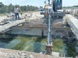 الآن.. المؤسسة العامة للري تبدأ صيانة الجسر الجنوبي