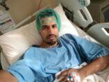 أحمد الجعفر يُجري عملية جراحية