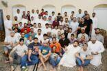 «الأحمد» يستضيف مصوري الأحساء في إفطارهم السنوي السابع