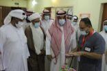 بالصور : اليوم الأول من حملة التبرع بالدم يغلق على 103 متبرعين