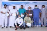 250 متبرع رصيد حملة التبرع بالدم (20) بالمنيزلة لهذا العام