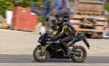 في #المنيزلة : إصابة طفل إثر حادث مروع بدراجة نارية