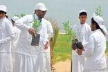 أمانة الاحساء تتبنى مبادرة #مليون_شجره_في_الاحساء وتتبرع بـ 175 ألف شجرة للحملة