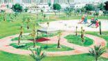 لجنة فنية من بلدية الجفر تزور حديقة المنيزلة وتسجل ملاحظاتها