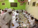 إقامة مائدة كريم أهل البيت بمضيف الإمام الحسين ( ع )