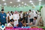 بالصور : أكثر من ١٨٠ متبرعًا في اليوم الأول من انطلاق حملة التبرع بالدم