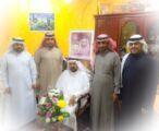 إدارة الصحيفة تزور أبا عبدالحميد