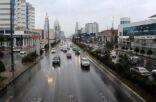 «الأرصاد»: أمطار رعدية متوسطة على 7 مناطق