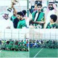 أكاديمية المنيزلة الرياضية تحقق المركز الثاني في بطولة تأسيسية