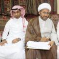 ياسين محمد يعقد قِرانه
