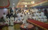 مهرجان المصطفى يشارك في تكريم اللجنة السداسية