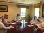 اللجنة الأهلية بالمنيزلة تنقل طلبات الأهالي لبلدية الجفر