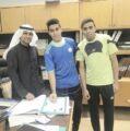 """الأحمد يوقع عقد مع """"نادي العمران"""""""
